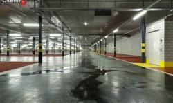 Vochtbestrijding-Parkeergarage