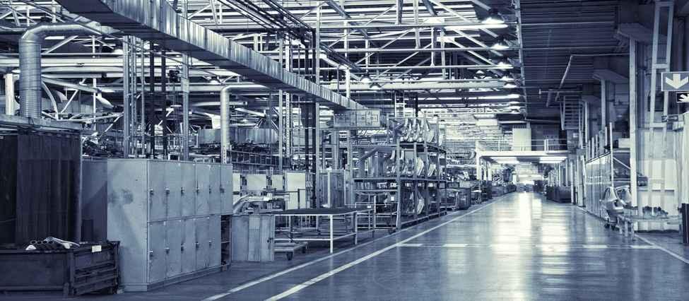 Industrievloeren en bedrijfsvloeren