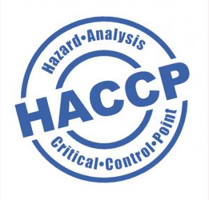 HACCP-Certificering
