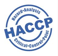 HACCP richtlijnen