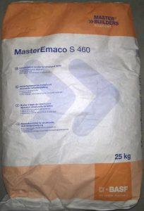 BASF MasterEmaco S460