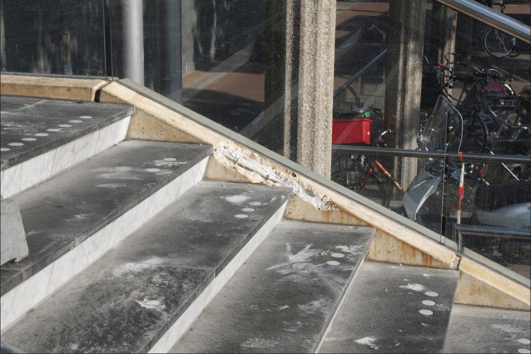 Betonreparaties bij betonschade
