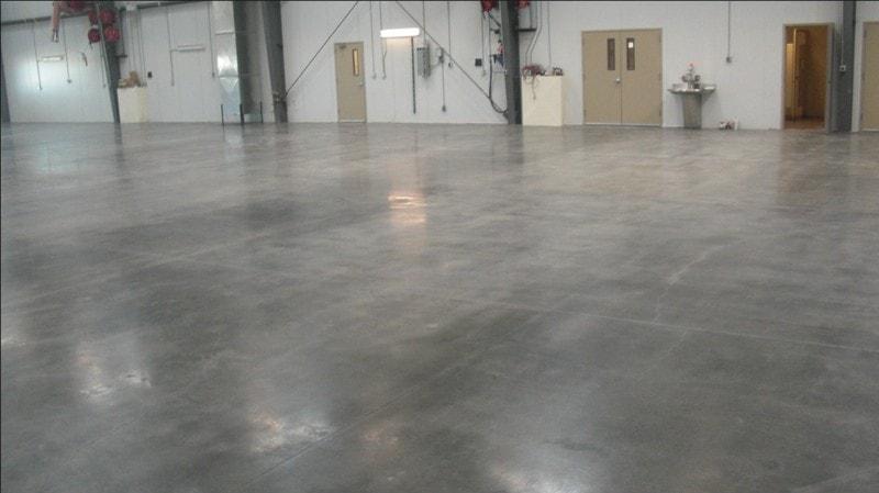 betonvloer vlak maken