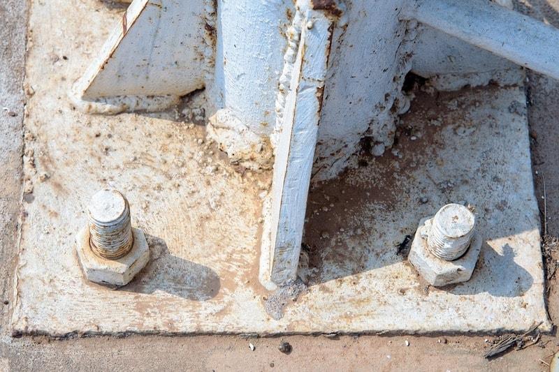 ondersabelen beton constructie