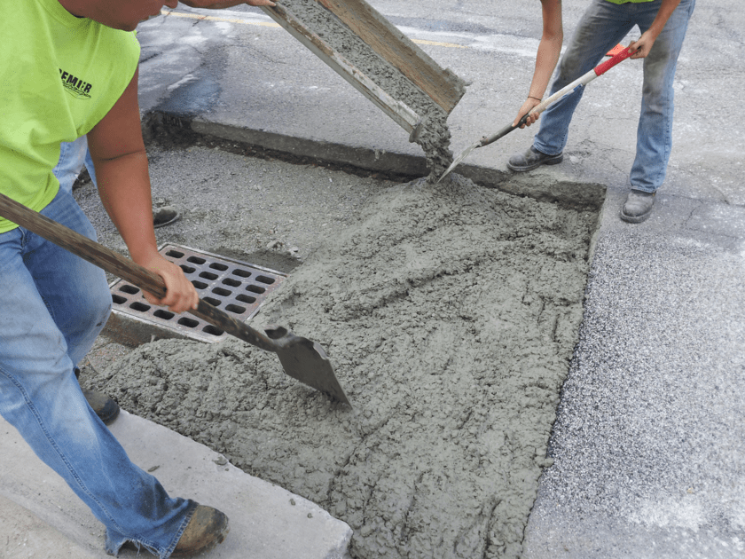 betonreparaties en betonherstel